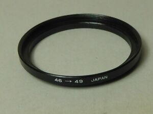 46mm-49mm Step Up ring adapter free postage