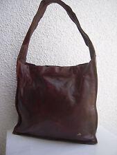 Superbe sac à main cuir THE BRIDGE TBEG Authentique(Réf:037957)& vintage Bag(A4)