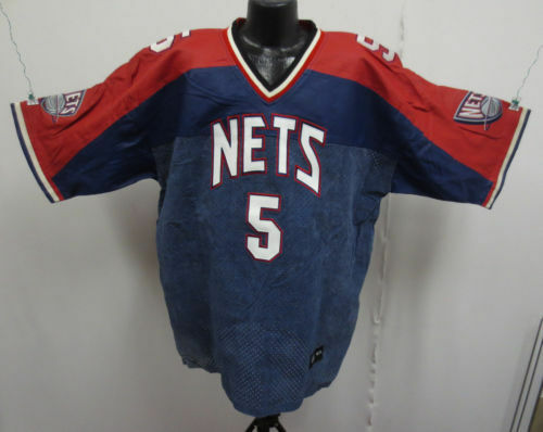 dfa218dcaa61 Sell New Jersey Nets Multi-Color NBA Jerseys
