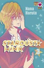 STARDUST WINK 3 (DI 11)  - PLANET MANGA  SHOJO PANINI - NUOVO