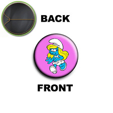 PIN SPILLA 2,5 CM 25 MM THE SMURFS I PUFFI 3