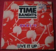 Vinyles maxis live 33 tours