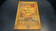 Harry Potter The Tales of BEEDLE The BARD - J.K. Rowling