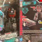🤖 ¡HOT! HASBRO Transformers Takara WFC-E41 DECEPTICON RUNABOUT ! Exclusive HTF