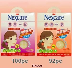 [3M Nexcare] Acne Dressing Pimple Stickers Patch (Select)