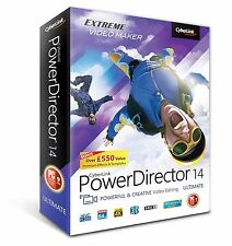CyberLink Video Editing Computer Software