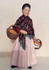 Early Royal Doulton Ceramic Figure The Orange Lady HN1759