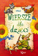 Wiersze dla dzieci / Polish book Miekka oprawa 64 stron