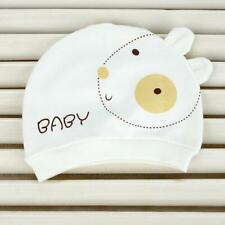 Baby Hat Warm Cotton Toddler Beanie Cap Kids Girl Boy Hats Sleep Cotton