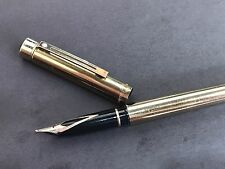 Rare Vintage Sheaffer Fountain Pen 14k Nib Never Used Very Nice Condition