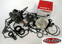 Wiseco Piston 12:1 96mm with Complete Bottom End Kit Honda CRF 450X 2005-2016