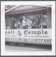 Vintage Photo Polka Band Best Music from Wurst 712613
