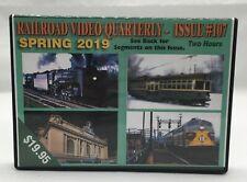 Railroad Video Quarterly - Issue #107 Dvd