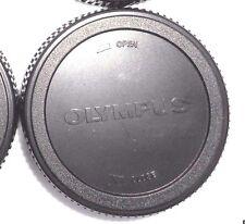genuine Rear lens Cap Olympus 4/3 Evolt Made in Japan LR-1 original