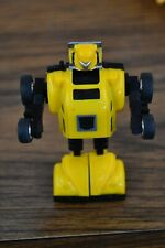 1984 Vintage G1 TRANSFORMERS Minibots Bumblebee Yellow VW Beetle