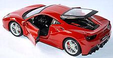 Ferrari 488 GTB gelb 1 24 Bburago