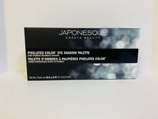 Japonesque Pixelated Eye Shadow Palette High Pigment Prismatic