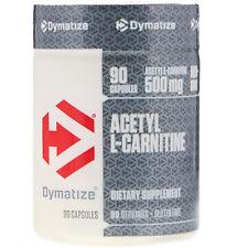 Dymatize Acetyl L-Carnitine ( Acetyl L-Carnitine - 90 Capsules )