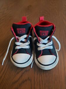 Baby Boy Size 5 CONVERSE Shoes