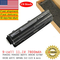 9Cell  Replacement Battery for Dell XPS 17 L701X L702X 15 L501X L502X R795X New