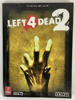 Left 4 Dead 2 - Microsoft Xbox 360 - Prima Official Strategy Game Guide Book