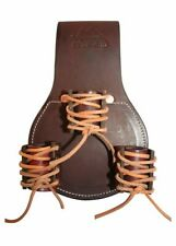Ironworker Handcrafted Spud Wrench Holder McClure Clan Leathers