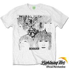 Oficial Camiseta los Beatles Revolver