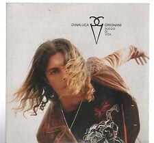 GIANLUCA GRIGNANI SUCCO DI VITA CD SINGOLO cds PROMO