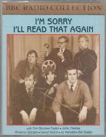 I'm Sorry I'll Read That Again 2 Cassette Audio Comedy John Cleese Bill Oddie