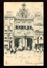 Holland Netherlands NIJMEGEN Kerkboog Badhotel 1903 u/b PPC
