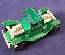 VINTAGE HOT WHEELS REDLINE NICE 1970 T-4-2 T42 RARE DARK GREEN SHARP!!!