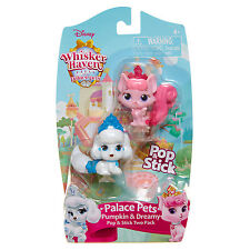 Whisker Haven Tales Palace Pets Pop and Stick 2 Pack - Pumpkin and Dreamy *NEW*