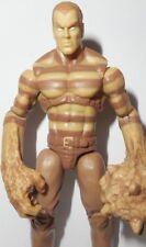 marvel universe SANDMAN Spider-man legends infinite series complete tan sand man