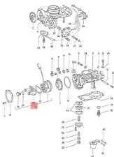 Genuine VW Starter Cover NOS AUDI VW 4000 80 90 Avant Fox Dasher 049129191C