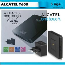 Alcatel Y600 3G MIFI 21Mbps Direct Sim Portable Router Small Slim latest