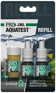 JBL ProAqua Test Kit PO4 Phosphate Sensitive Refill aquarium marine fresh water