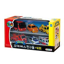Tayo special mini car set 6P / Frank Toto Alice Pat Nuri Cito / Tayo mini bus