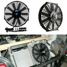12'' 80W 12V Ventilateur Voiture Radiateur Électrique Refroidissement