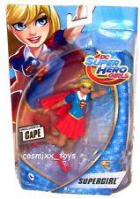 DC SUPER HERO GIRLS SUPERGIRL ACTION FIGURE INCLUDES CAPE MATTEL