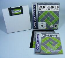 POLARIUM ADVANCE für Nintendo GBA GameBoy Advance komplett OVP Anleitung Spiel