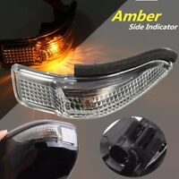 Driver Right Side Wing Mirror Blinker Indicator Light For Toyota Camry Yaris E13