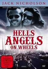 Jack Nicholson - HELLS ANGELS ON WHEELS Rocker & Biker Kultfilm DVD  Neu