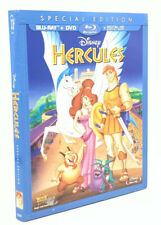 Hercules [2014] Blu-ray+DVD+Digital Code; 2-Disc Special Edition & OOP Slipcover