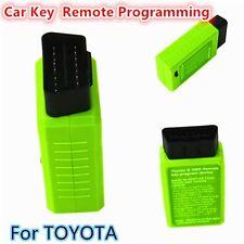 Neuf auto voiture clé obd programmeur pour toyota g & h chip remote key maker via OBD2