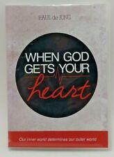 Paul De Jong - When God Gets Your Heart - 3 CD Set - Christian Inspiration