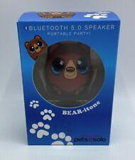 My Audio Pet Bluetooth Portable 5.0 Speaker Bear-itone Sound Beyond Size