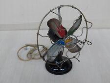 Ventilatore fan Ercole Marelli movimento cardanico old epoca vintage