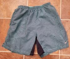 Nike Dri Fit Running Shorts Womans Size Medium Active Sports Wear With Liner