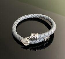 Alex and Ani Vintage 66 Leather wrap bracelet NEW