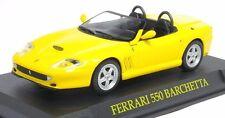 Nice 1/43 Ferrari 550 Barchetta Rizzoli Fabbri Libri Milano